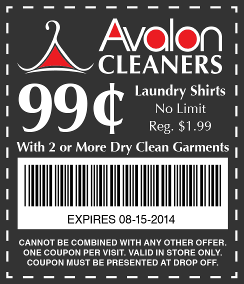 99 Cent Laundry Shirt Special
